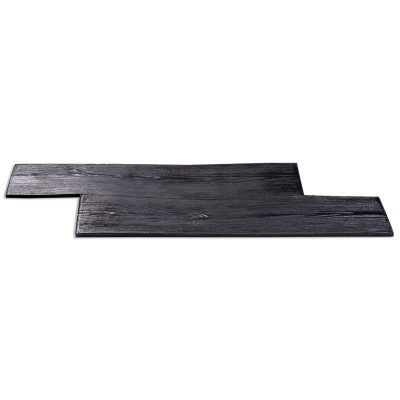 Double Woodplank imprint mat