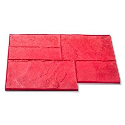 Ashlar Stone Imprint Mat