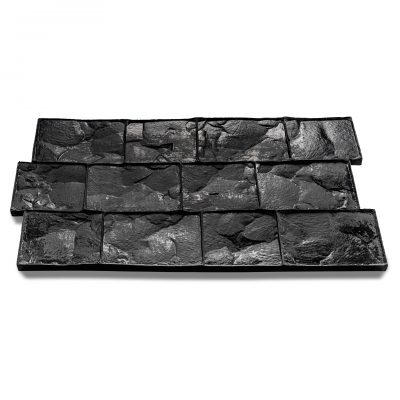 London Cobblestone Imprint Mat