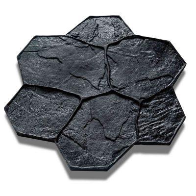 Random Stone Mat Imprint Mat