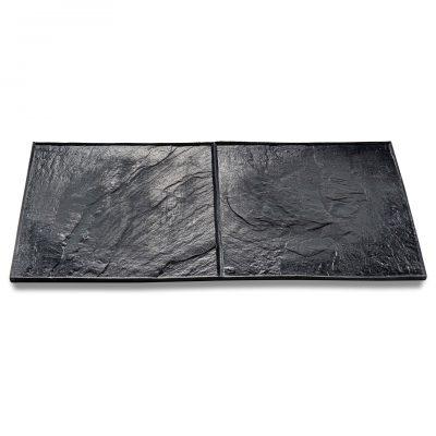 Walkway Slate Riven Imprint Mat