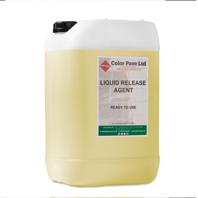 releasing agent for concrete