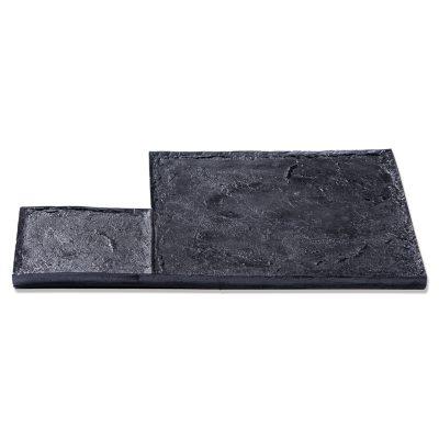 Opa Locka Slate Imprint Mat