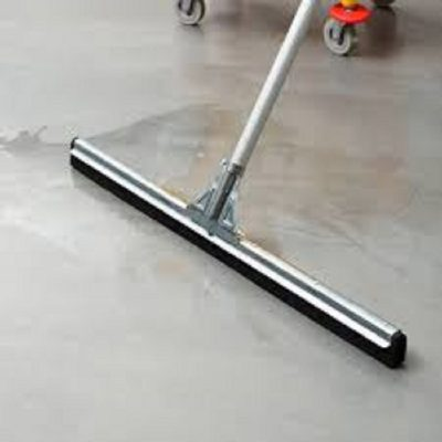 concrete squeegee